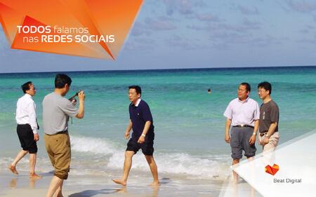 Todos falamos nas Redes Sociais