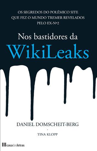 nos bastidores do wikileaks - pequeno