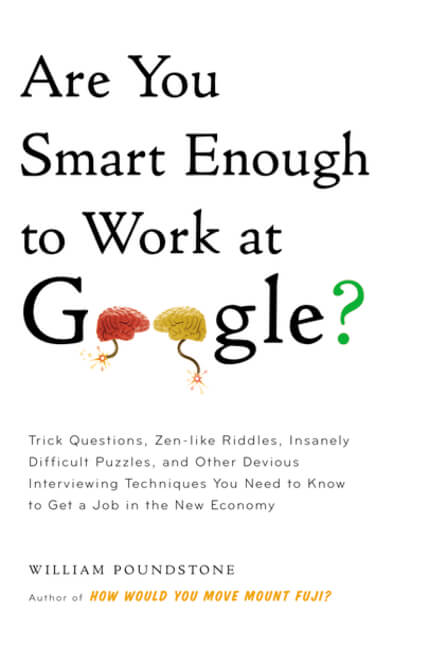 are you smart enough for google