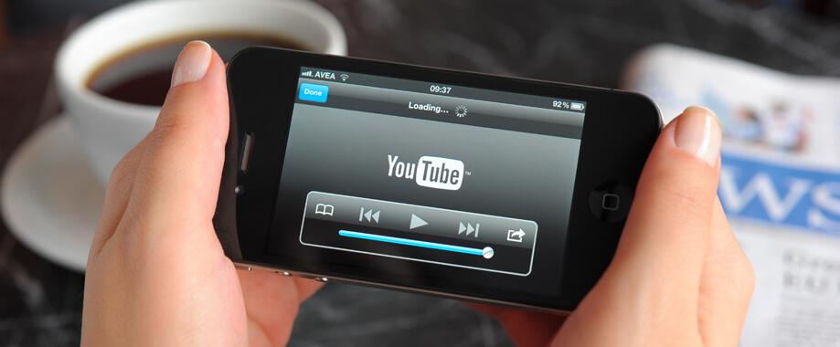 e-mail e vídeo