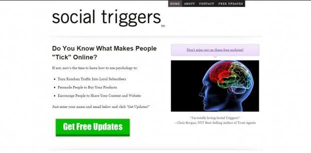 social triggers