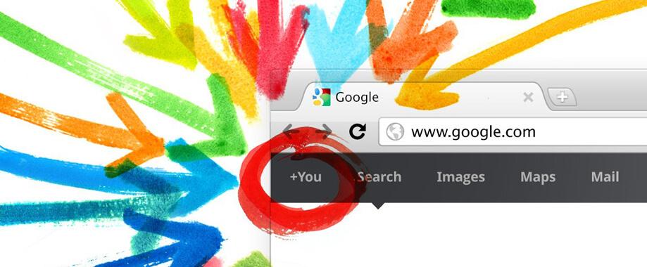 usar o Google+