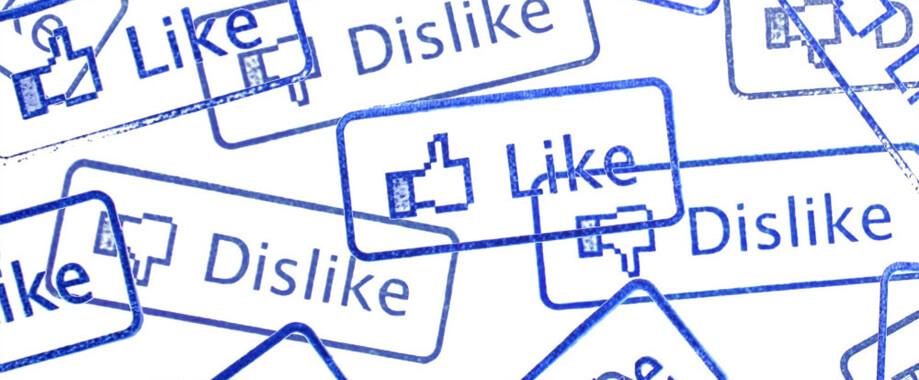 problemas do facebook