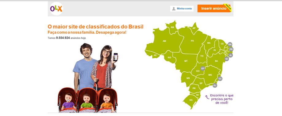 Olx o sucesso de vender usados pela internet olx brasil o sucesso de vender usados pela internet reheart Choice Image