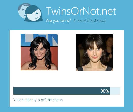 katy perry and zoey deschanel