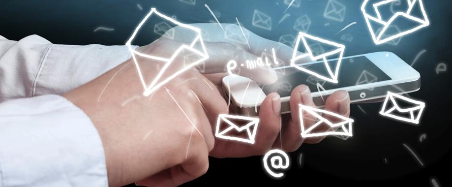 e-mail marketing morreu