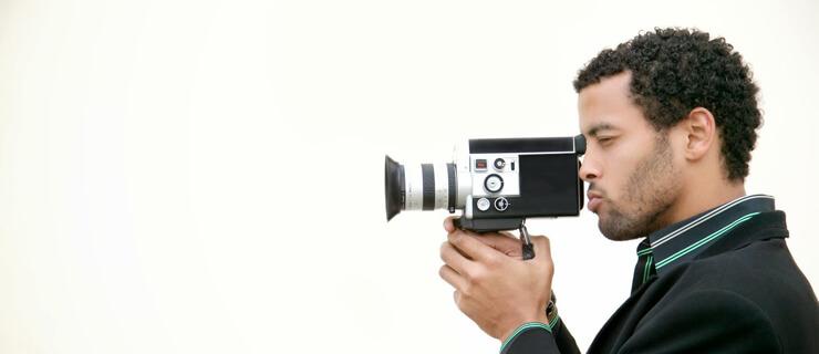 criar vídeos para internet