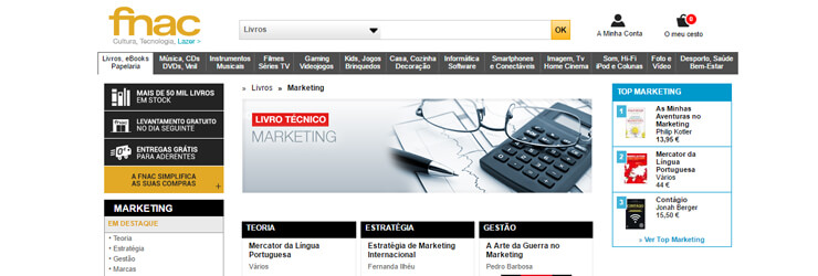 fnac-marketing