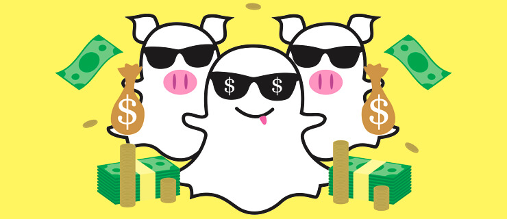 snapchat-business