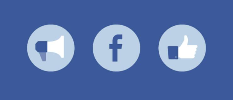 publicidade no facebook