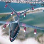 A Uber planeia lançar frota de carros voadores até 2030