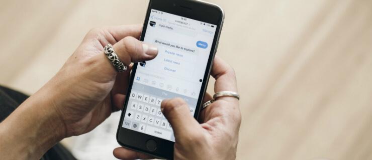 apps de mensagens