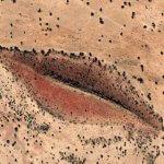 Conheça agora 10 lugares bizarros que podem ser vistos no Google Earth